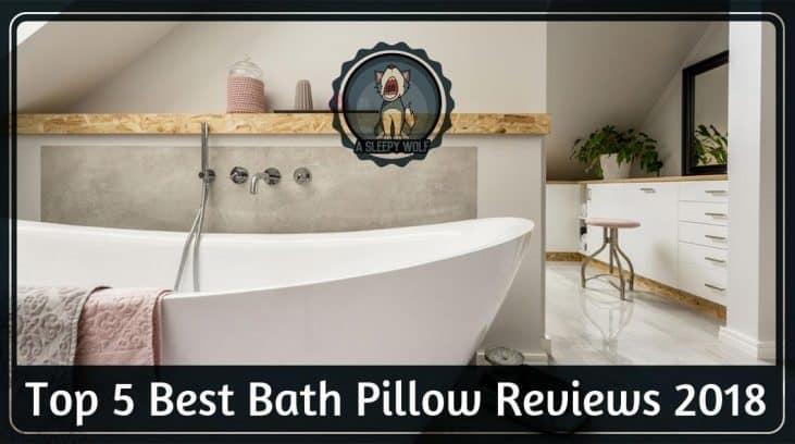 Best Bath Pillow for Relax