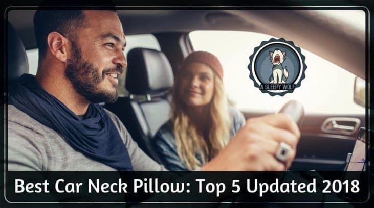 Best Car Neck Pillow 2018