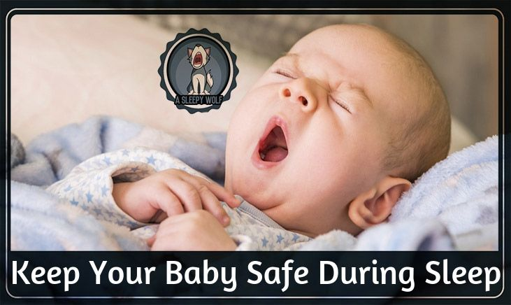top 5 sleep safety tips for your baby