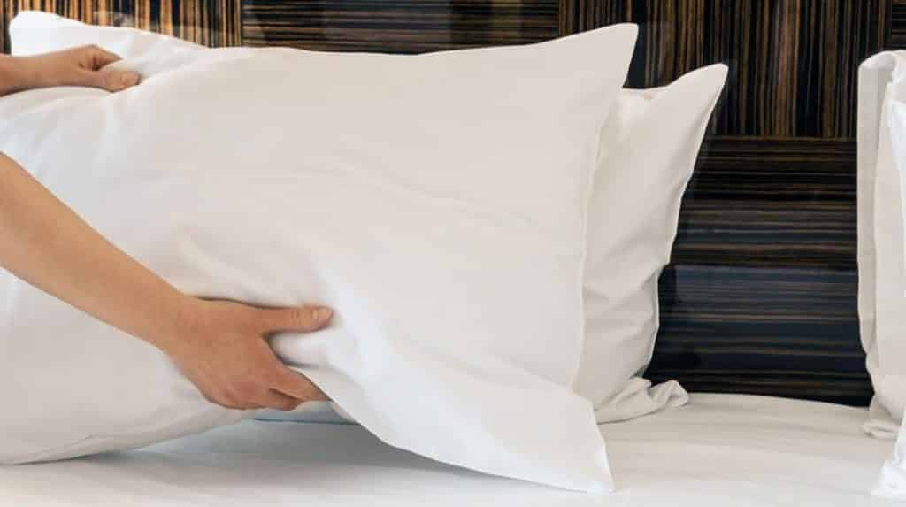 material of the Best Pillow for Combination Sleepers