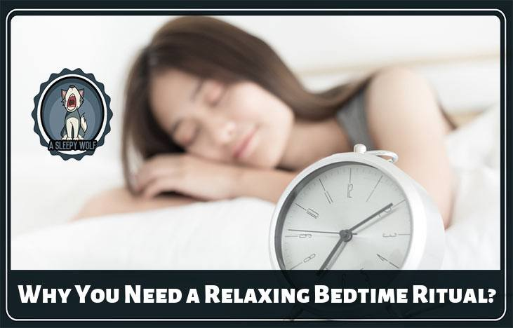 a Relaxing Bedtime Ritual for better sleep
