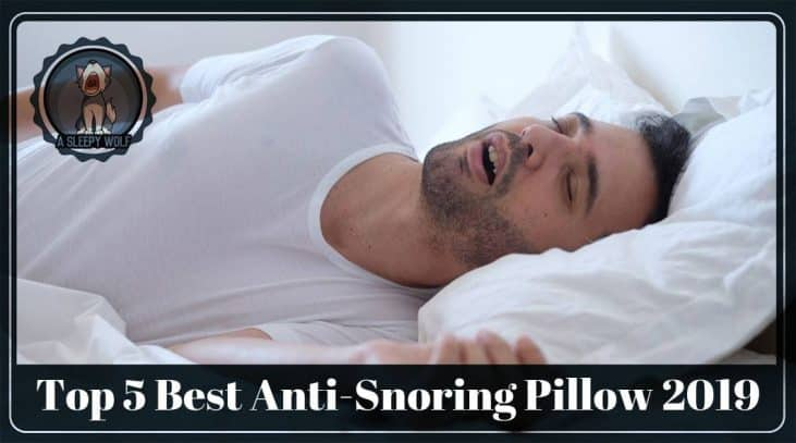 Best Anti-Snoring Pillows Updated 2019