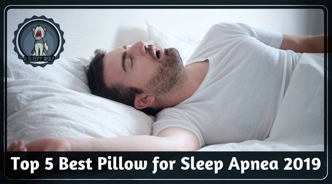 Best Pillow For Sleep Apnea 5 Amazing Brands For Better