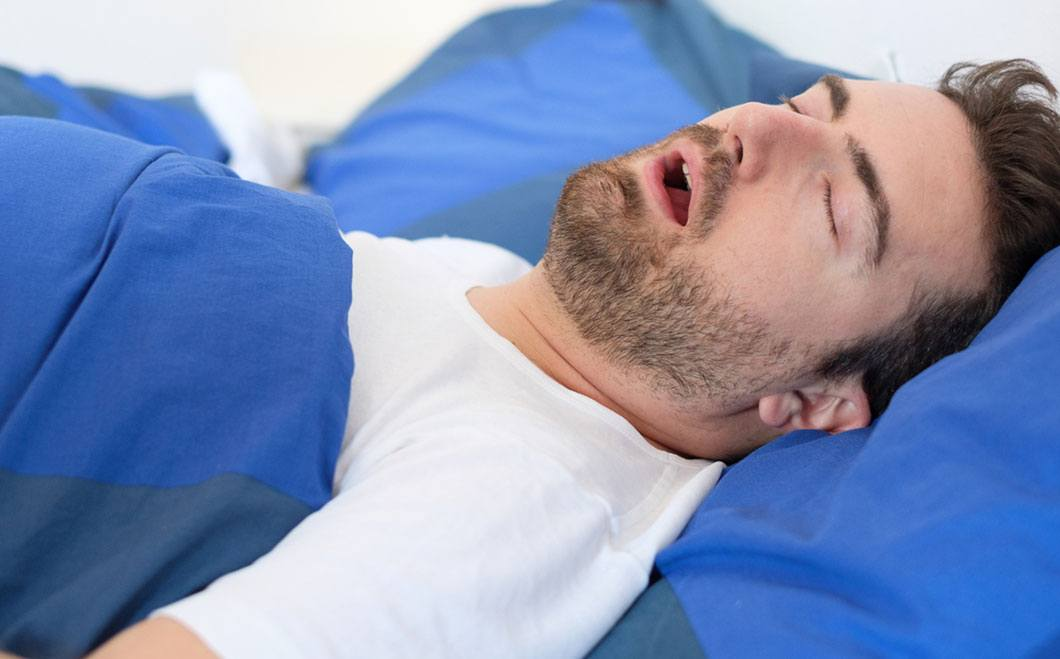 bed pillows for cpap users