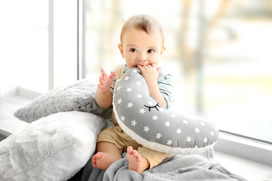 Best Pillow For Baby Flat Head For Toddler