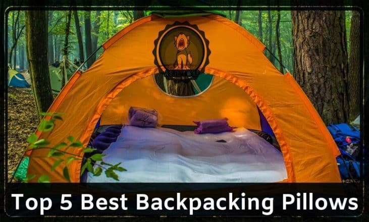 Best Backpacking Pillow for 2019