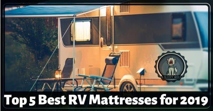 best RV mattress for 2019