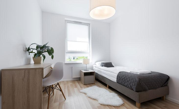 Make it Your Room to Space Saving Guest Bedroom