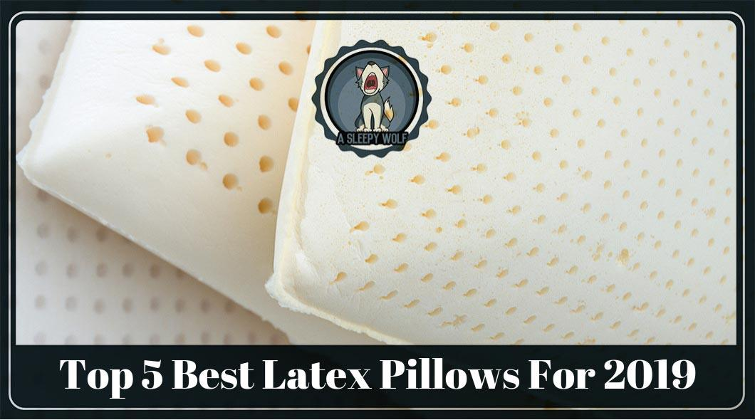 Best Latex Pillows 2019 5 Brands For All Natural And