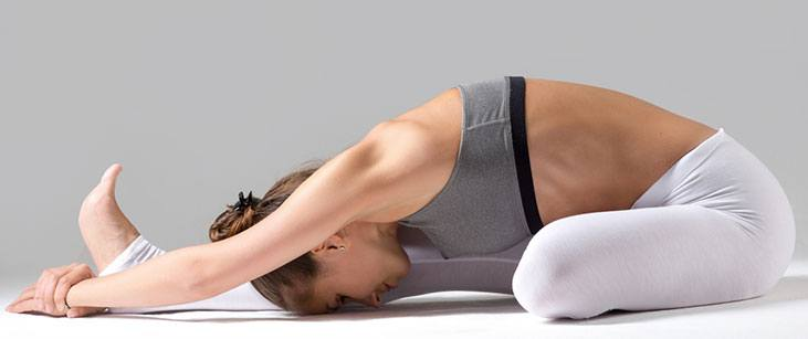 Head to Knee Pose (Janu Sirsasana) - yoga poses for sleep